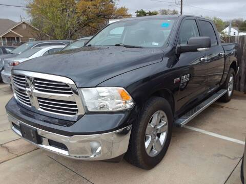 2014 RAM Ram Pickup 1500 for sale at Auto Haus Imports in Grand Prairie TX