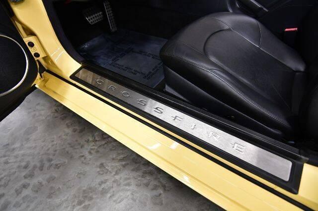 2005 Chrysler Crossfire Limited 2dr Roadster - Bensenville IL