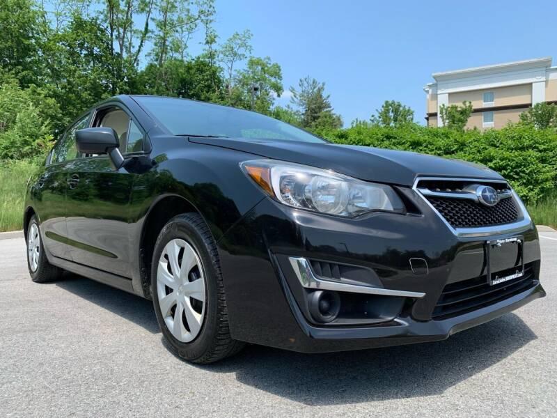 2015 Subaru Impreza for sale at Auto Warehouse in Poughkeepsie NY