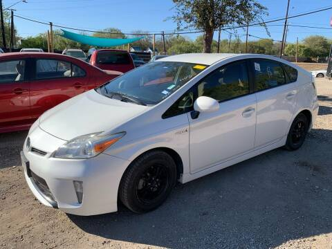 2012 Toyota Prius for sale at C.J. AUTO SALES llc. in San Antonio TX
