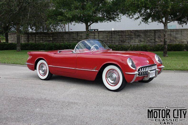 1954 Chevrolet Corvette for sale in Vero Beach, FL