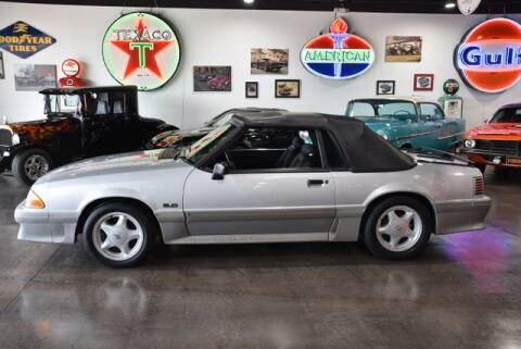 1993 Ford Mustang for sale at Choice Auto & Truck Sales in Payson AZ