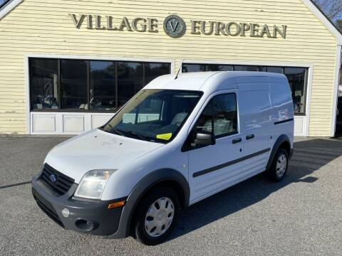 2012 Ford Transit Connect for sale at Village European in Concord MA