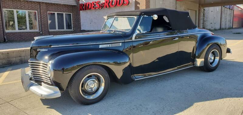 1940 Chrysler New Yorker for sale in Annandale, MN