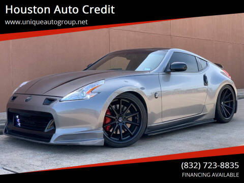 2009 Nissan 370Z for sale at Houston Auto Credit in Houston TX