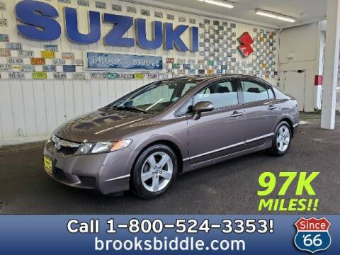 2010 Honda Civic for sale at BROOKS BIDDLE AUTOMOTIVE in Bothell WA