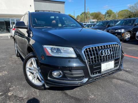 2013 Audi Q5 for sale at KAYALAR MOTORS in Houston TX