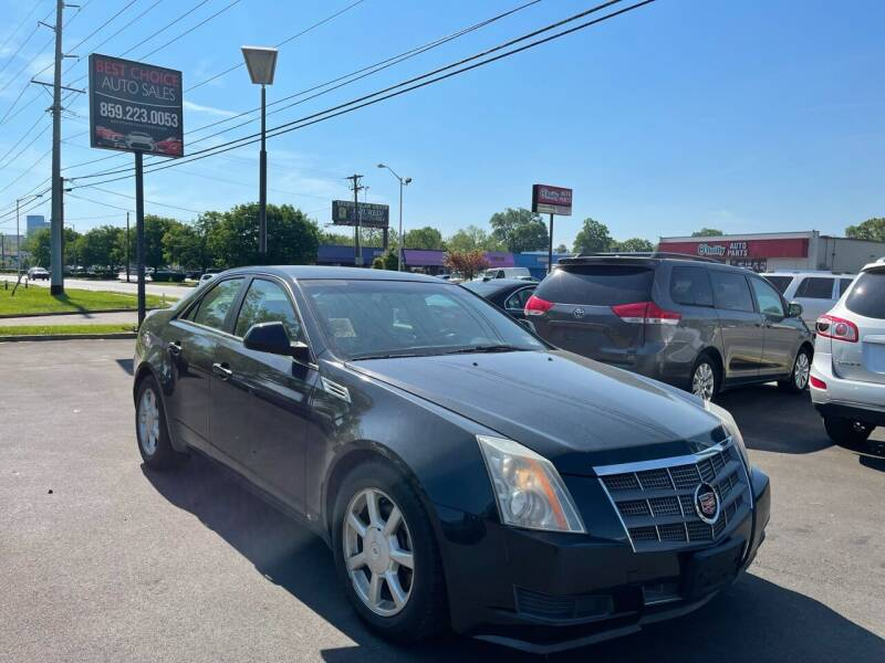 2009 Cadillac CTS for sale at Best Choice Auto Sales in Lexington KY