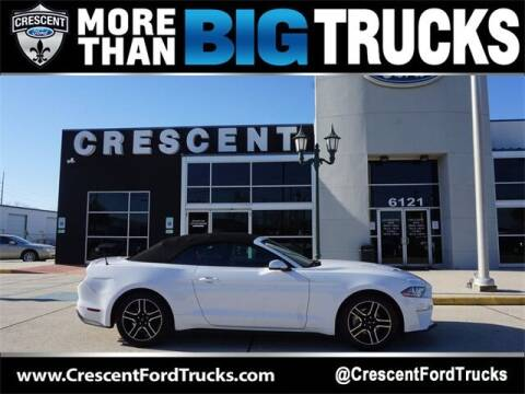 2020 Ford Mustang for sale at Crescent Ford in Harahan LA