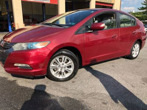 2010 Honda Insight for sale at Keystone Auto Center LLC in Allentown PA