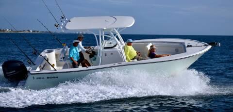 2022 SEA BORN SX239 for sale at Key West Kia - Wellings Automotive & Suzuki Marine in Marathon FL