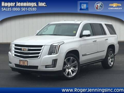 2019 Cadillac Escalade for sale at ROGER JENNINGS INC in Hillsboro IL
