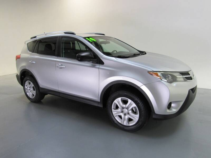 2014 Toyota RAV4 for sale at Abilenecarsales.com in Abilene KS