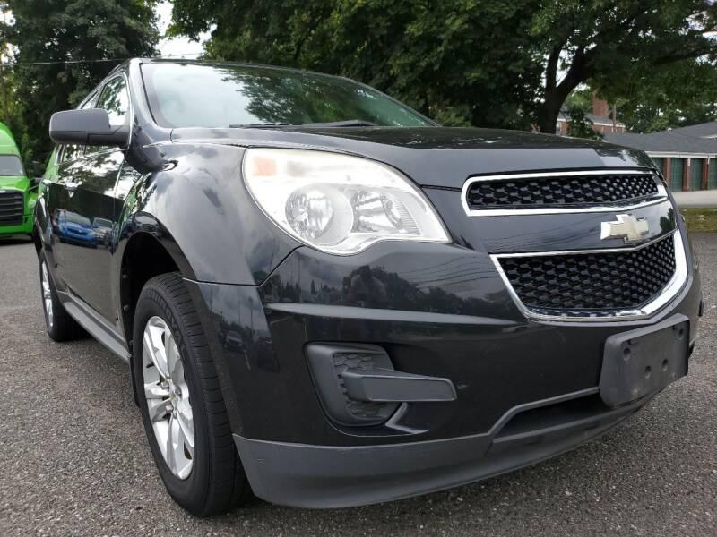 2011 Chevrolet Equinox for sale at Moor's Automotive in Hackettstown NJ