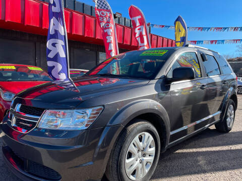2018 Dodge Journey for sale at Duke City Auto LLC in Gallup NM