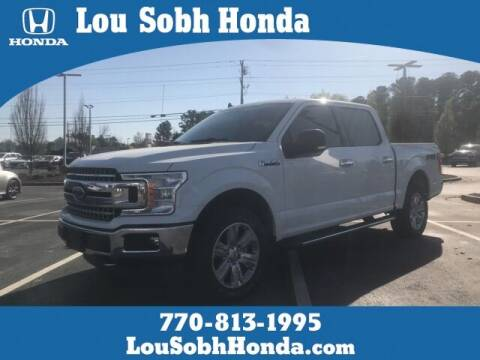 2019 Ford F-150 for sale at Lou Sobh Honda in Cumming GA