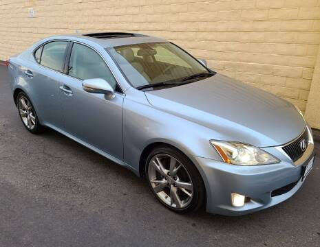 2009 Lexus IS 350 for sale at Cars To Go in Sacramento CA