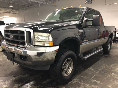 2004 Ford F-250 Super Duty for sale at Paley Auto Group in Columbus OH