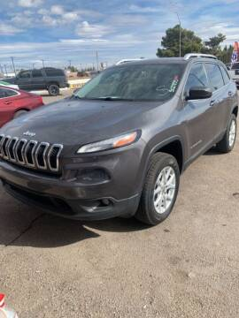 2014 Jeep Cherokee for sale at Poor Boyz Auto Sales in Kingman AZ