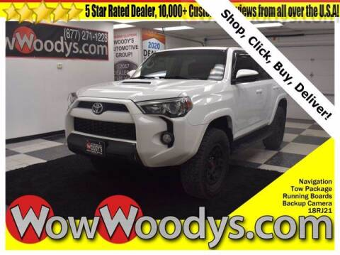 2018 Toyota 4Runner for sale at WOODY'S AUTOMOTIVE GROUP in Chillicothe MO