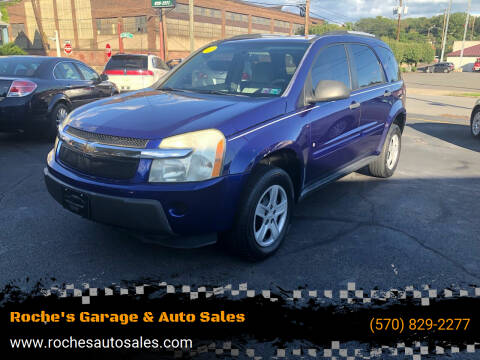 2006 Chevrolet Equinox for sale at Roche's Garage & Auto Sales in Wilkes-Barre PA