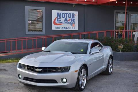 2010 Chevrolet Camaro for sale at Motor Car Concepts II - Kirkman Location in Orlando FL