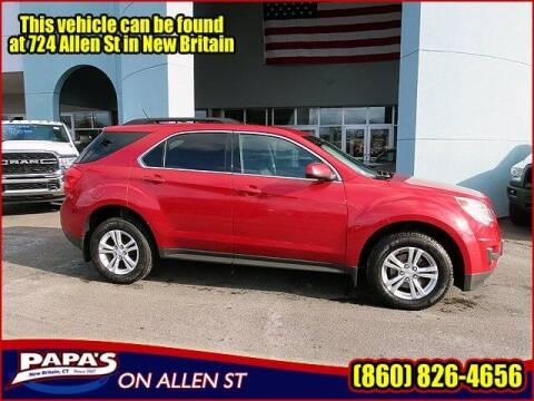 2014 Chevrolet Equinox for sale at Papas Chrysler Dodge Jeep Ram in New Britain CT