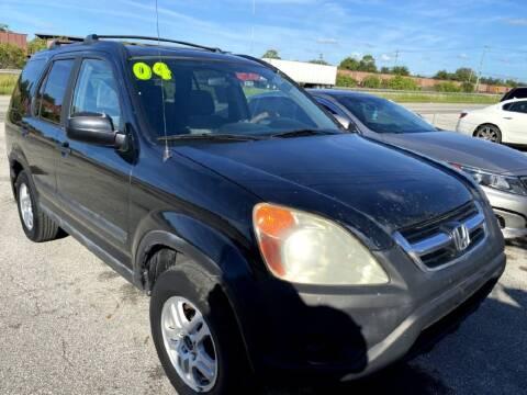 2004 Honda CR-V for sale at Lot Dealz in Rockledge FL
