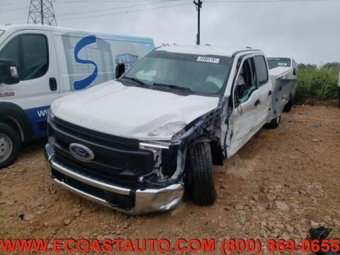 2021 Ford F-250 Super Duty for sale at East Coast Auto Source Inc. in Bedford VA