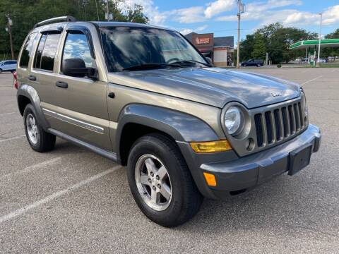 2006 Jeep Liberty for sale at Borderline Auto Sales in Loveland OH