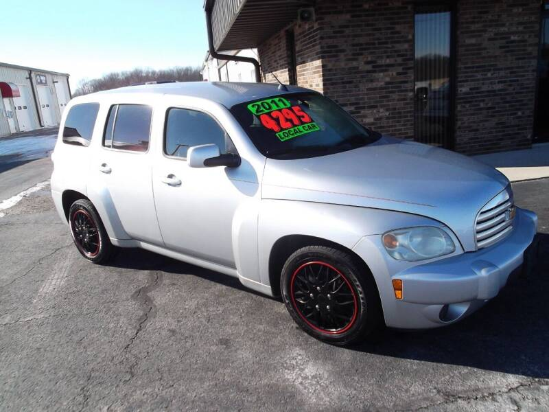 2011 Chevrolet HHR for sale at Dietsch Sales & Svc Inc in Edgerton OH