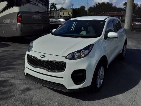 2019 Kia Sportage for sale at YOUR BEST DRIVE in Oakland Park FL