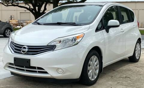 2014 Nissan Versa Note for sale at Mr Cars LLC in Houston TX