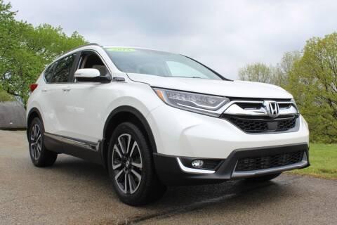 2018 Honda CR-V for sale at Harrison Auto Sales in Irwin PA