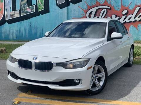 2015 BMW 3 Series for sale at Palermo Motors in Hollywood FL