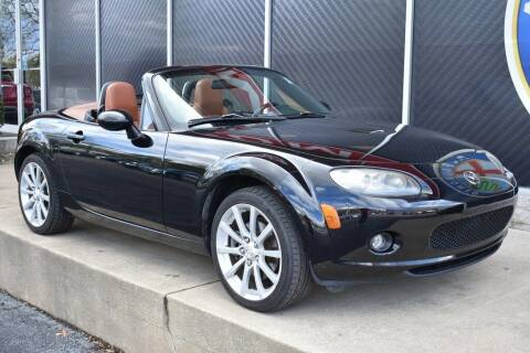 2006 Mazda MX-5 Miata for sale at Alfa Romeo & Fiat of Strongsville in Strongsville OH