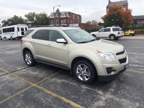 2015 Chevrolet Equinox for sale at DC Auto Sales Inc in Saint Louis MO