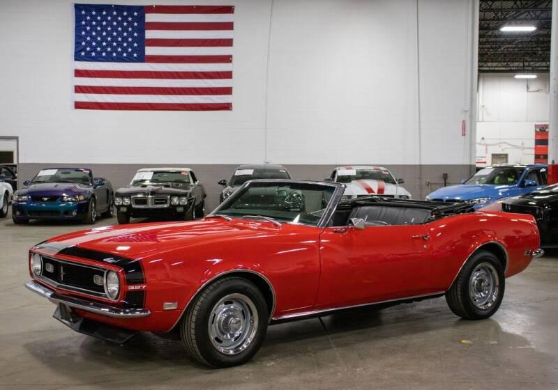 Used 1968 Chevrolet Camaro For Sale In Swansboro Nc Carsforsale Com