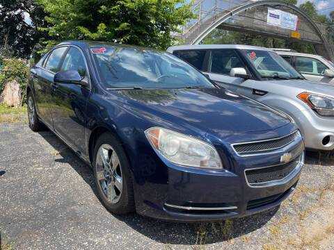 2010 Chevrolet Malibu for sale at Quality Auto Today in Kalamazoo MI