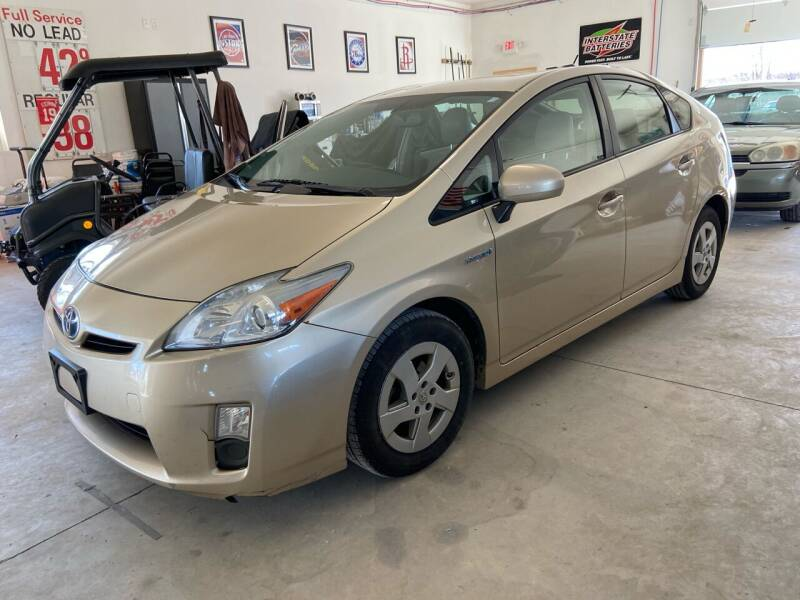 2010 Toyota Prius for sale at The Auto Depot in Mount Morris MI