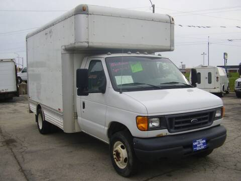 2006 Ford E-Series Chassis for sale at East Town Auto in Green Bay WI