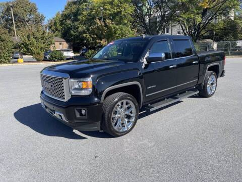 2014 GMC Sierra 1500 for sale at Fitzgerald Cadillac & Chevrolet in Frederick MD