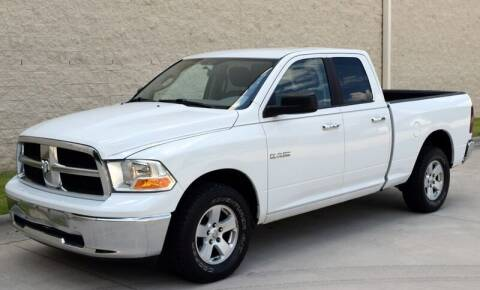 2010 Dodge Ram Pickup 1500 for sale at Raleigh Auto Inc. in Raleigh NC