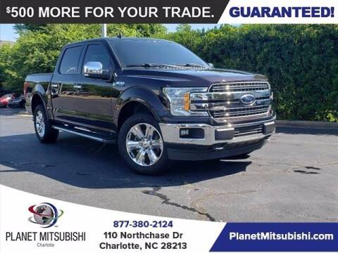 2019 Ford F-150 for sale at Planet Automotive Group in Charlotte NC