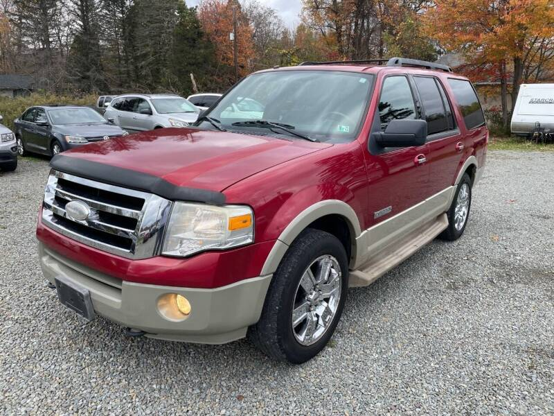 2008 Ford Expedition for sale at Auto4sale Inc in Mount Pocono PA