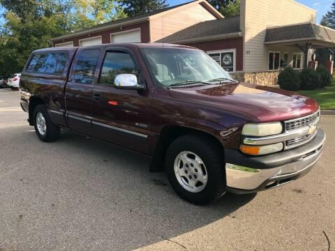 2002 Chevrolet Silverado 1500 for sale at Station 45 Auto Sales Inc in Allendale MI