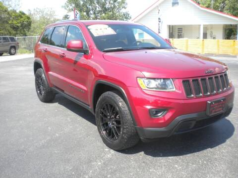 2014 Jeep Grand Cherokee for sale at Houser & Son Auto Sales in Blountville TN