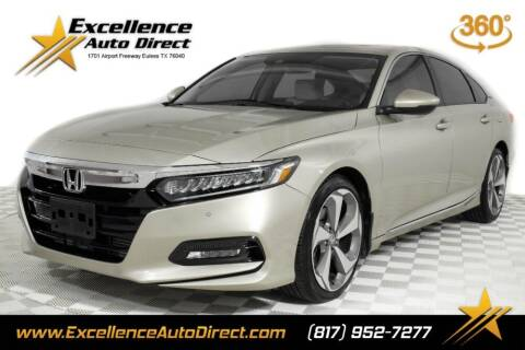 2019 Honda Accord for sale at Excellence Auto Direct in Euless TX