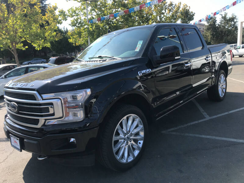 2018 Ford F-150 for sale at Autos Wholesale in Hayward CA