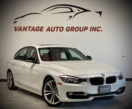 2014 BMW 3 Series for sale at Vantage Auto Group Inc in Fresno CA